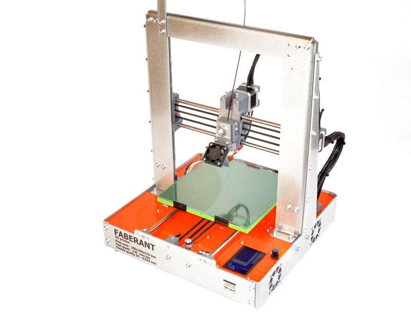 3D-принтер Faberant